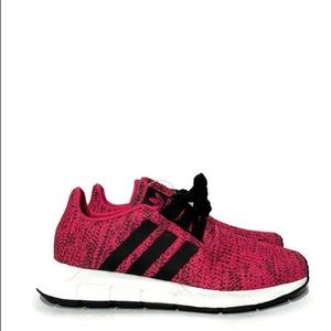 Adidas Swift Run Pink/Black (GS)